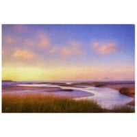 Masterpiece Art Gallery Morning Colors 30-Inch x 40-Inch Canvas Wall Art