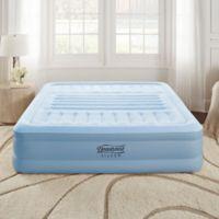 Beautyrest® Lumbar Supreme Queen Air Mattress with Built-In Pump