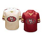 NFL San Francisco 49ers Gameday Salt and Pepper Shakers