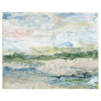 Masterpiece Art Gallery Coastal Seascape VI 28-Inch x 22-Inch Canvas Wall Art