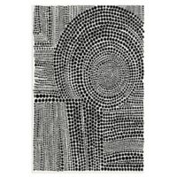 Masterpiece Art Gallery Clustered Dots B 36-Inch x 22-Inch Canvas Wall Art