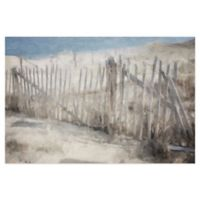 Masterpiece Art Gallery Beach Melody Soft 36-Inch x 24-Inch Canvas Wall Art