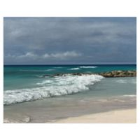 Masterpiece Art Gallery Surfside Portrait 28-Inch x 22-Inch Canvas Wall Art