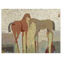 Masterpiece Art Gallery Gentle Whispers 30-Inch x 40-Inch Canvas Wall Art