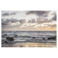 Masterpiece Art Gallery Coronado Ocean 36-Inch x 24-Inch Canvas Wall Art