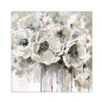 Masterpiece Art Gallery Quiet Moments 30-Inch Square Canvas Wall Art