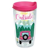 """Tervis® Simply Southern® """"Think Outside"""" 16 oz. Wrap Tumbler with Lid"""