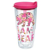 Tervis® Simply Southern® Floral Mama Bear 24 oz. Wrap Tumbler with Lid