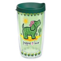 Tervis® Puppy Love Canvas 16 oz. Wrap Tumbler with Lid
