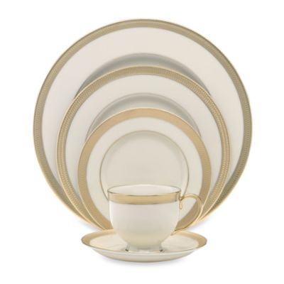 Lenox® Lowell 5-Piece Place Setting  sc 1 st  Bed Bath \u0026 Beyond & Buy Fine China Sets from Bed Bath \u0026 Beyond