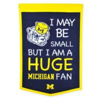 University of Michigan Lil Fan Traditions Banner
