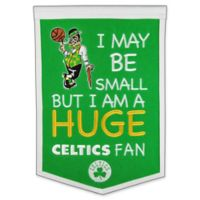 NBA Boston Celtics Lil Fan Traditions Banner