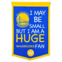 NBA Golden State Warriors Lil Fan Traditions Banner
