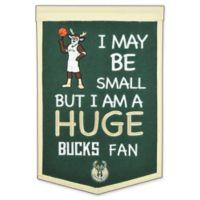 NBA Milwaukee Bucks Lil Fan Traditions Banner