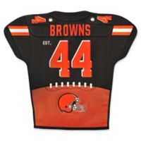 NFL Cleveland Browns Jersey Traditions Banner