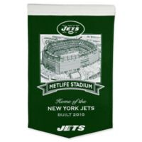 NFL New York Jets Stadium Banner
