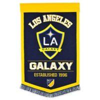 MLS Los Angeles Galaxy Traditions Banner