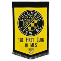 MLS Columbus Crew Traditions Banner