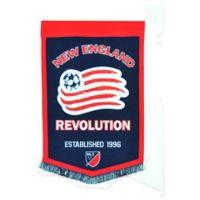 MLS New England Revolution Traditions Banner