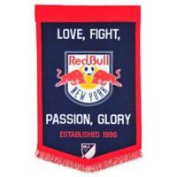 MLS New York Red Bulls Traditions Banner