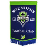 MLS Seattle Sounders Traditions Banner