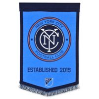 MLS New York City FC Traditions Banner