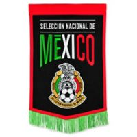 Mexico Soccer Traditions Banner