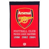 Arsenal Champions Banner
