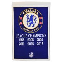 Chelsea FC Champions Banner