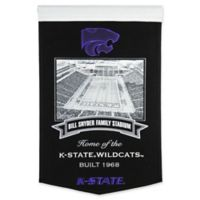Kansas State University Iconic Venue Banner
