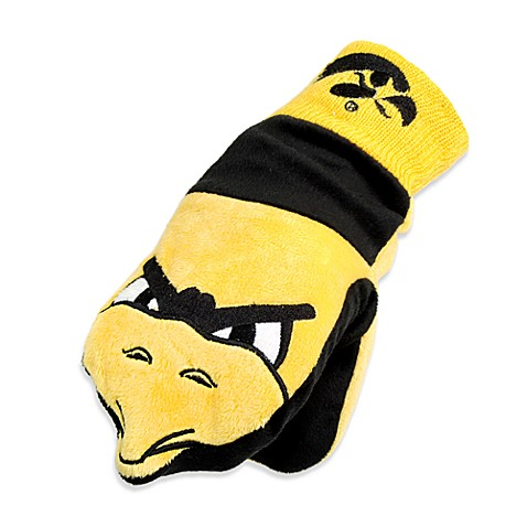 University of Iowa Mascot Mittens