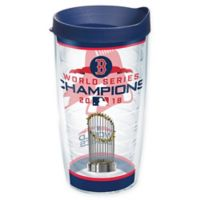 Tervis® MLB Boston Red Sox World Series 2018 Champions 16 oz. Wrap Tumbler with Lid