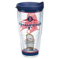 Tervis® MLB Boston Red Sox World Series 2018 Champions 24 oz. Wrap Tumbler with Lid