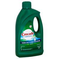 Cascade® 75 fl. oz. Complete Gel Dishwasher Detergent in Fresh Scent