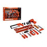 Lucky Toys 18-Piece Tool Play Set