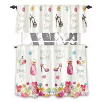 Avanti Dream Big 45-Inch Rod Pocket Window Curtain Panel