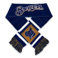 MLB Milwaukee Brewers Team Scarf