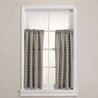 Homewear Linens Corsica Window Curtain Pair in Linen