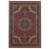 Oriental Weavers Ariana Newton 2-Foot 3-Inch x 7-Foot 9-Inch Area Rug in Red
