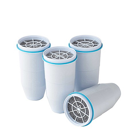 Zerowater 174 4 Pack Replacement Filters Bed Bath Amp Beyond