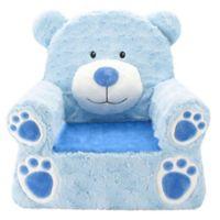 Sweet Seats® Bear Children's Chair in Blue