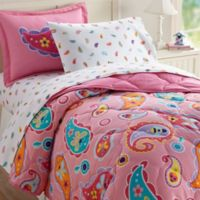 Wildkin Paisley Full Comforter Set
