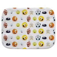 Sports Balls Multicolor Receiving Blanket