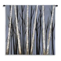 Pure Country Birch Shadows 31-Inch x 31-Inch Tapestry