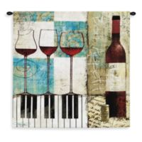 Pure Country Bon Appetite 60-Inch x 59-Inch Tapestry