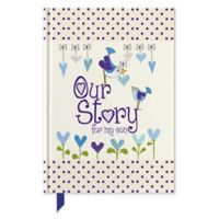 Our Story for my Son, childhood memory journal