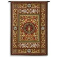 Pure Country 53-Inch x 79-Inch Chateau Avignon Tapestry