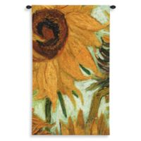 Pure Country Flowers of the Sun 36-Inch x 53-Inch Tapestry