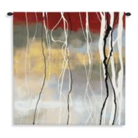 Pure Country Silver Birch Tapestry - 31-Inch x 31-Inch