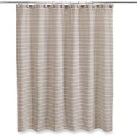 Homewear Corsica 72-Inch x 96-Inch Shower Curtain in Linen